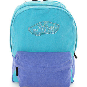 💙💜 Vans Realm Capri Breeze Backpack 💙💜